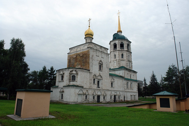 Iglesia del Salvador de Irkutsk (Siberia - Rusia) Irkutsk, la venecia siberiana de Rusia - 13831118175 2196e26d24 z - Irkutsk, la venecia siberiana de Rusia