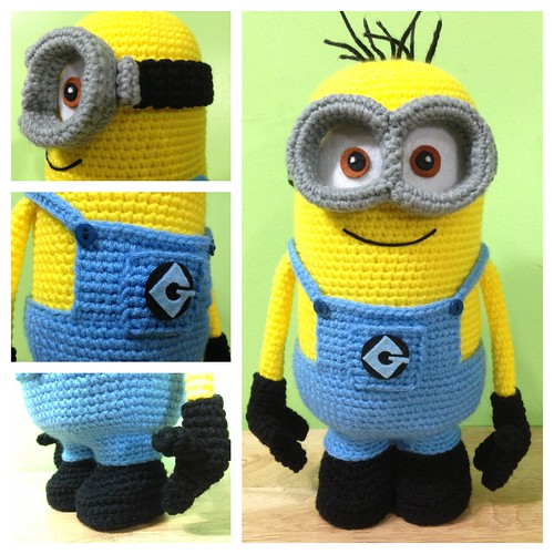 Despicable Me 2-Eyed Minion
