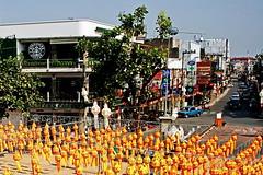 Loy Krathong, Chiang Mai.
