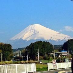 Mt.Fuji 富士山 4/24/2014,