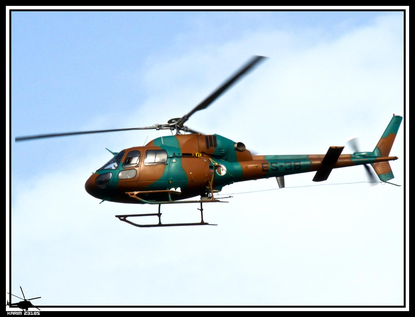 صور مروحيات القوات الجوية الجزائرية Ecureuil/Fennec ] AS-355N2 / AS-555N ] - صفحة 6 26869422403_324641df47_o
