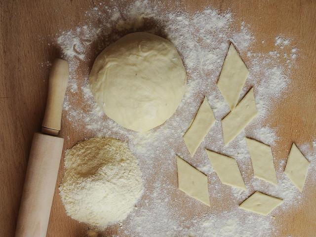Pasta di Kamut Bimby Senza Uova