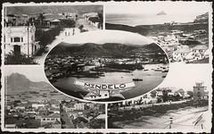 Bilhete Postal da Cidade do Mindelo - Cabo Verde