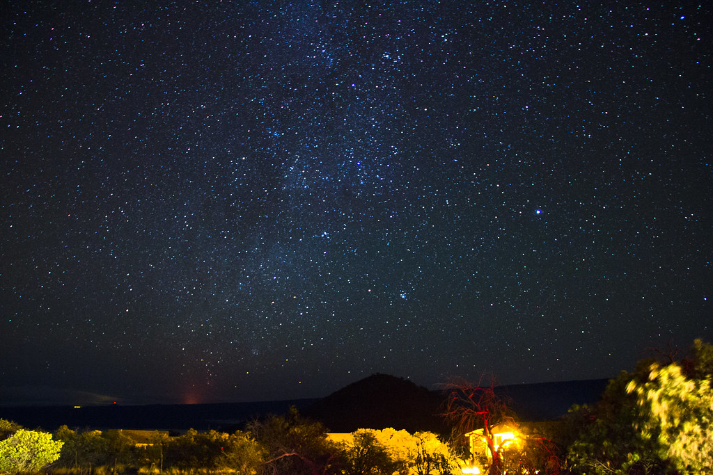 The Stars at Mauna Kea