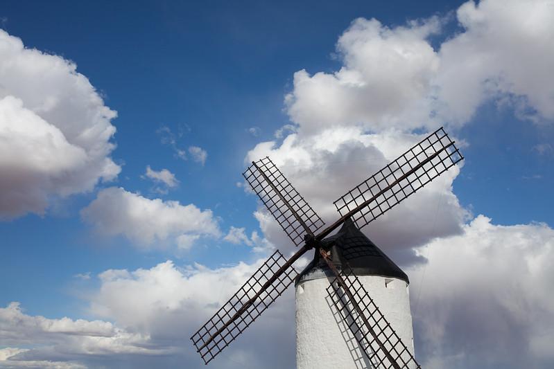 Molinos de viento de Consuegra