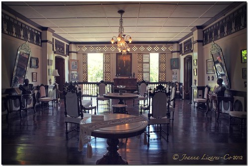 """The Balay"" - The Living Room"