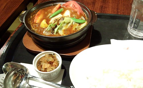 curry at Marunouchi