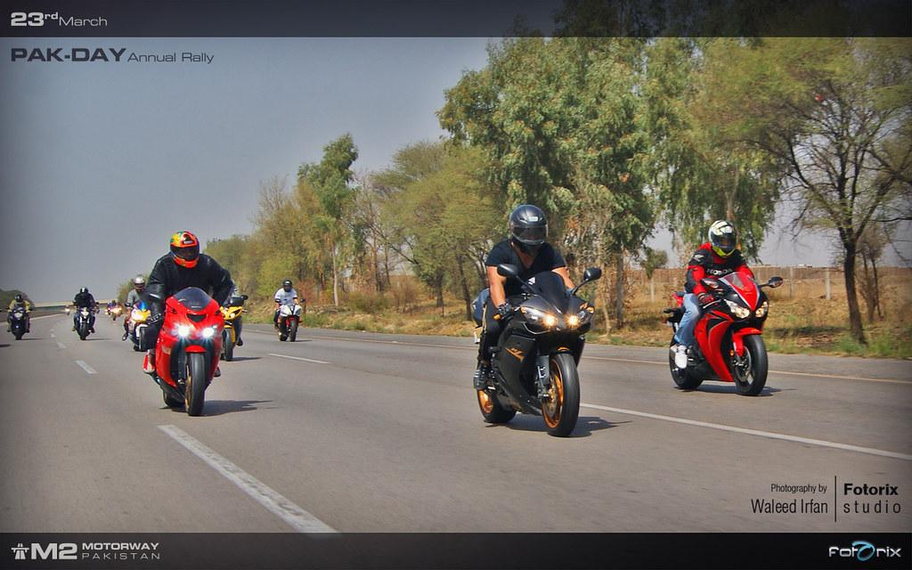 Fotorix Waleed - 23rd March 2012 BikerBoyz Gathering on M2 Motorway with Protocol - 6871322540 6f485ee5b1 b