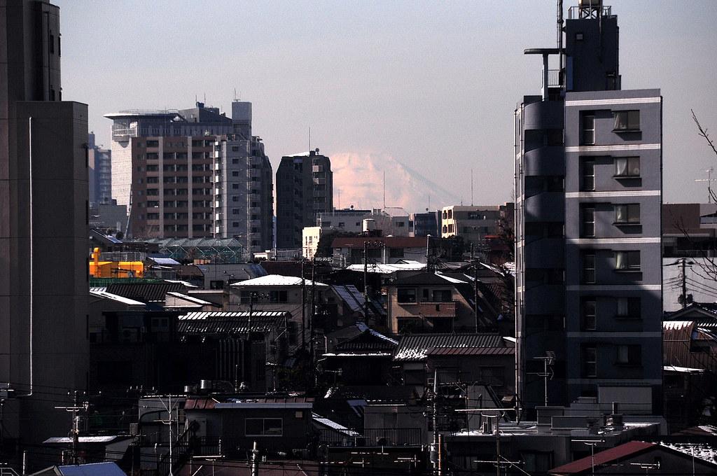谷根千.富士見坂