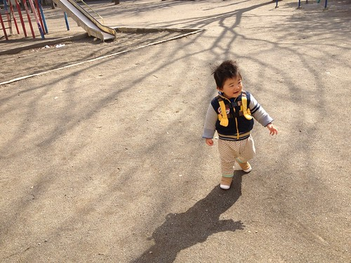 朝、公園を散歩(2012/4/1)