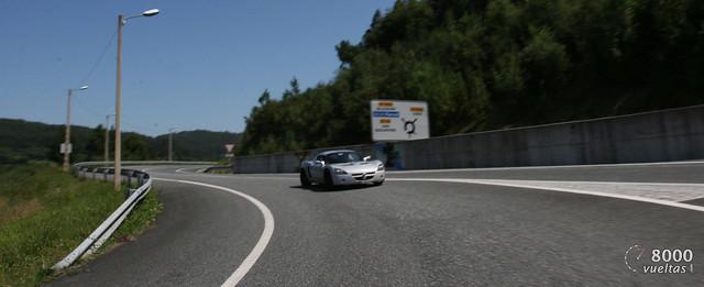Prueba Opel Speedster Compresor