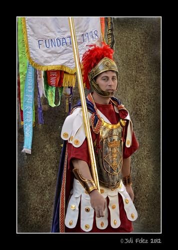 Armat de la Pobla de Mafumet - XVI Trobada d'Armats al Vendrell