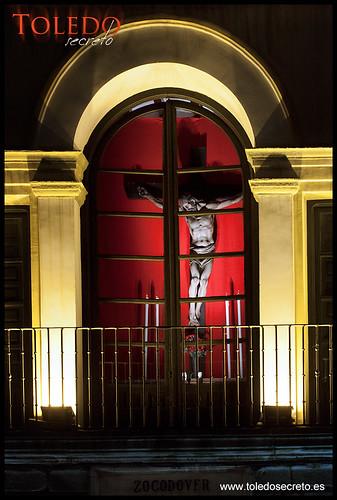 Cristo de la Sangre, Toledo