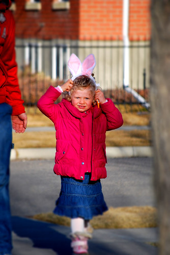 After the Easter Egg Hunt of 2012