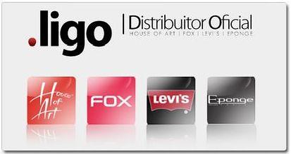 Ligo, magazinul oficial al brandurilor House of Art, Eponge Fashion, Levi Strauss si Fox pe piata din Romania.