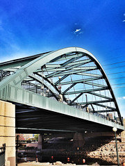 Speer Blvd bridge