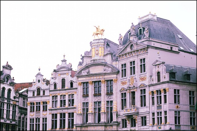 grand place - brewer's guild