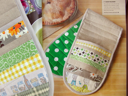 Pattern in Modern Patchwork!