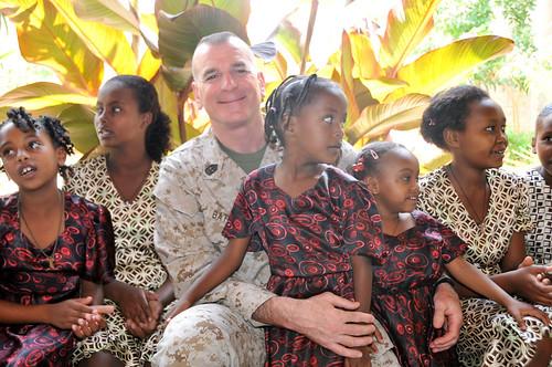SEAC visits AFRICOM