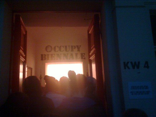 Occupy Biennale