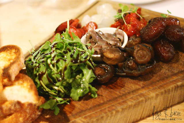 Tapas Tasting Platter, The Duck Inn