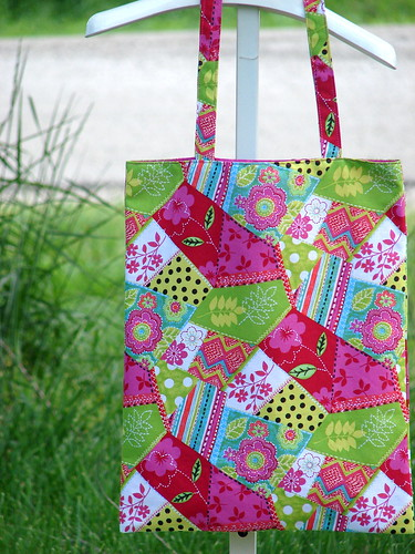 Patchwork Tote 2