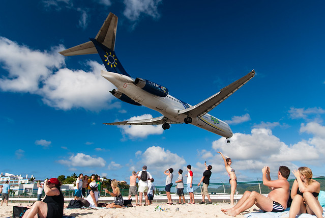 6993669104 9a56c1b32e z Photographing Planes While Getting a Tan Is  As Awesome As It Is Scary