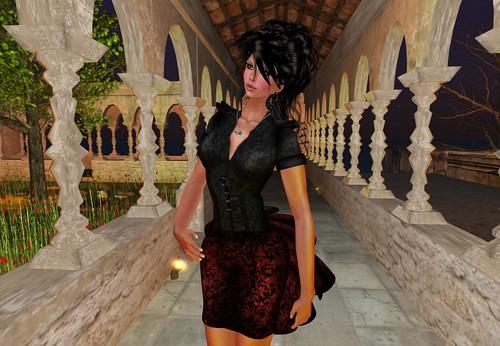 Hiiiigh Vooooltaaaageeee Hunt- Godrick Outfit (Adoness) by Cherokeeh Asteria