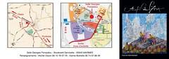 Marine salle Pompidou (cartes)