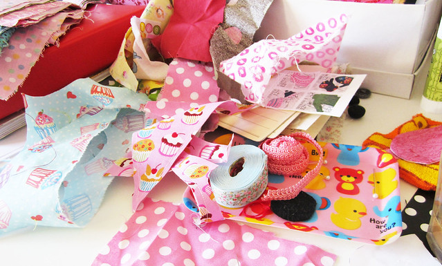 Cute Fabrics, photo copyright Hanna Andersson - by iHanna