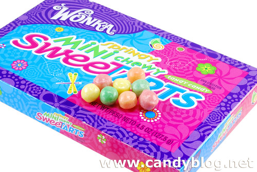Wonka Mini Chewy SweeTarts
