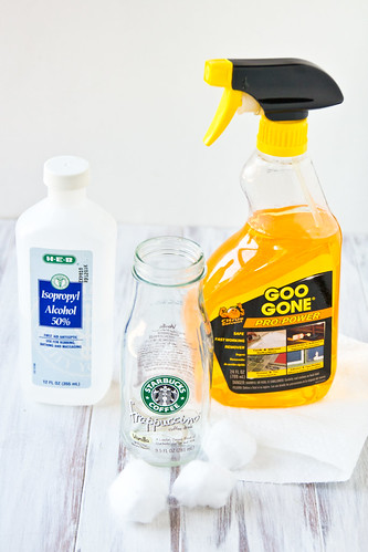 DIY Milk Bottle Photography Prop