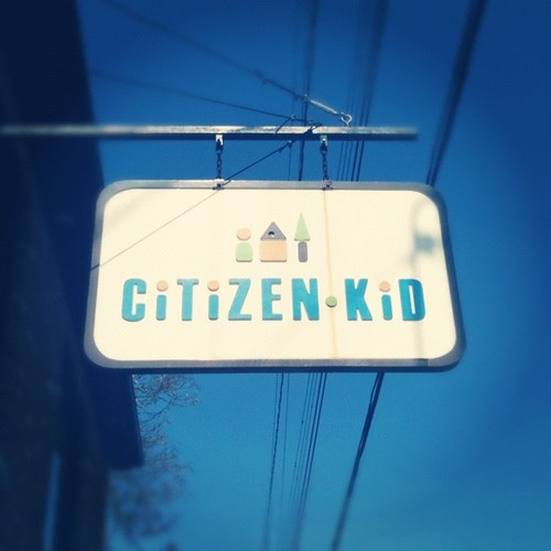 Modern children's shop Citizen Kid
