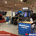 MultiCam Canada's Booth is Set Up for the Start of FABTECH Canada