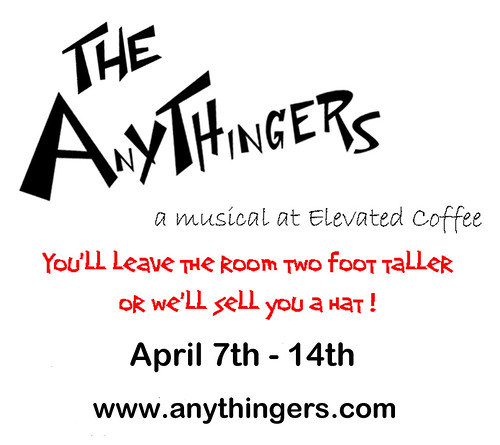 The Anythingers @ Elevated Coffee