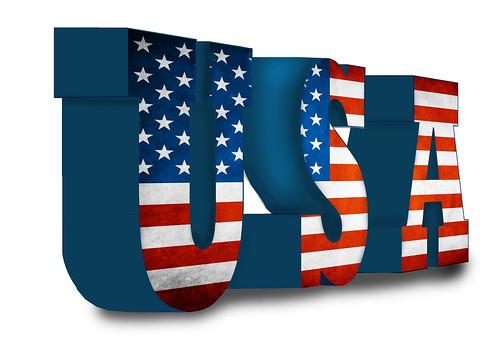 無料写真素材, グラフィック, イラスト, 国旗  アメリカ合衆国