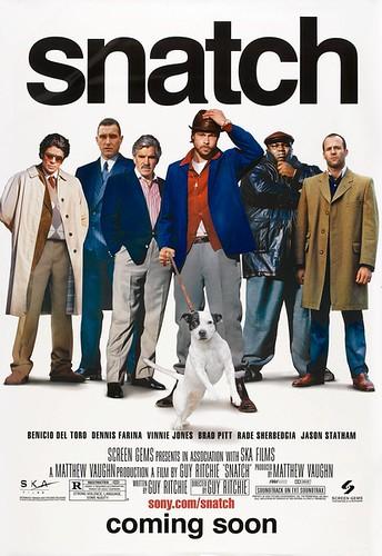 偷拐抢骗 Snatch(2000)