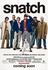 偷拐抢骗 Snatch(2000)_盖·里奇经典黑色幽默犯罪片