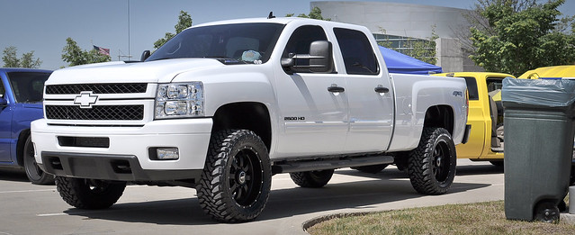 2010 Chevy 2500 For Sale