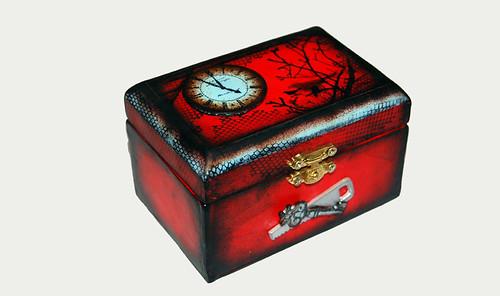 Treasury box