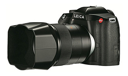 The medium format professional camera system - Leica S2.