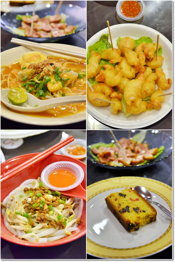 Various Hawker Food @ Lil Ipoh