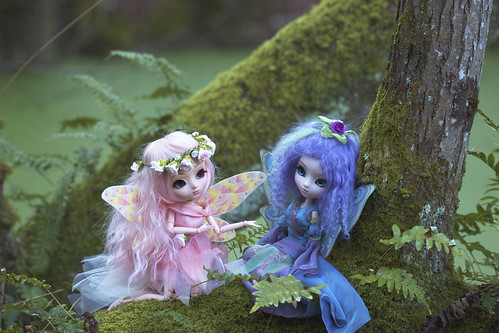 Even fairies can get the blues
