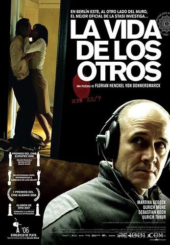 窃听风暴 Das Leben der Anderen(2006)