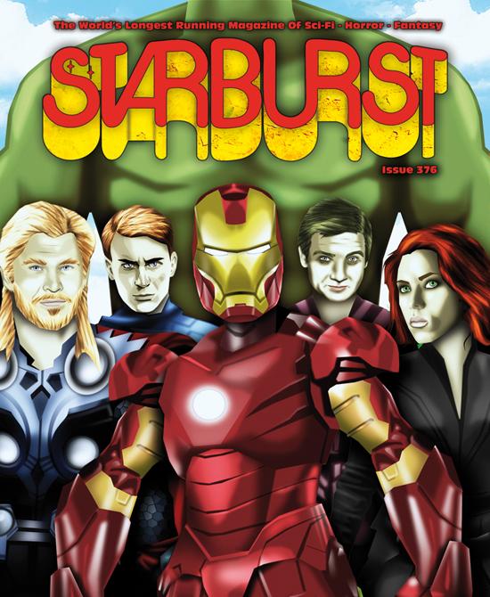 Starburst Magazine Issue 376: Avengers Assembled