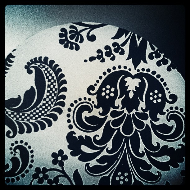 Day 26 - Black&White #black #white #photoadayapril #pattern