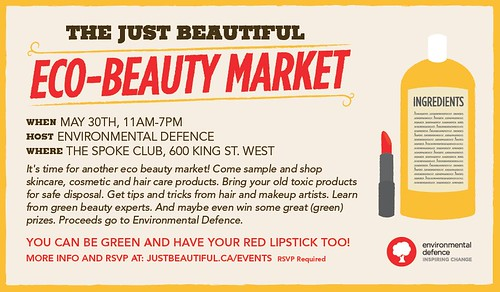 Event: Eco Beauty Market
