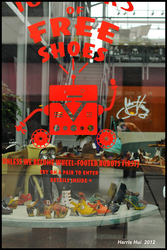 Free Shoes Or No Shoes - Gastown N8931e