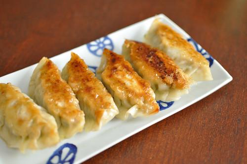 Dumplings chinos raviolis