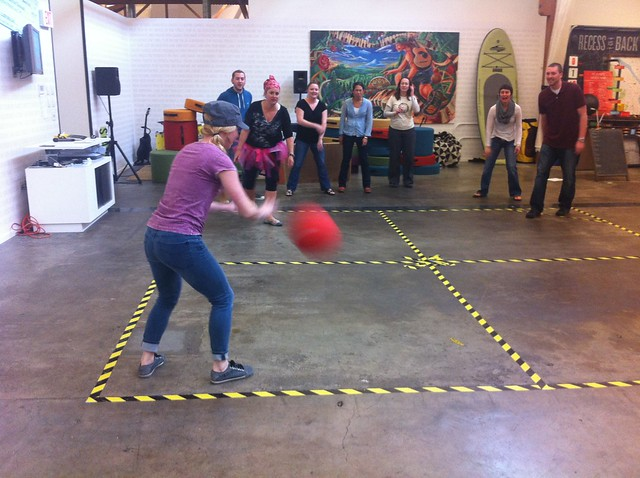 4-Square Tournament at KEEN